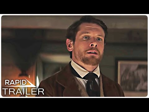 The North Water Trailer Starring Jack O'Connell and Colin Farrell