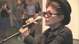 Yoko Ono sings Evil Woman (ELO cover) (Parody)