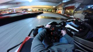 preview picture of video 'Kartbahn Bergkirchen 060114'