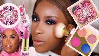 MAC x Patrickstarrr Spring Makeup LEWK | Jackie Aina