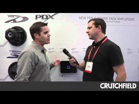 Alpine PDX-V9 5-Channel Car Amplifier Overview | Crutchfield Video
