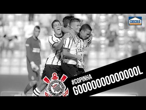 Léo Príncipe faz o segundo gol do Timão contra o São Paulo