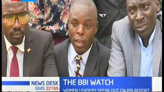 THE BBI WATCH: Youth leaders from different counties express their expectations of the BBI Report