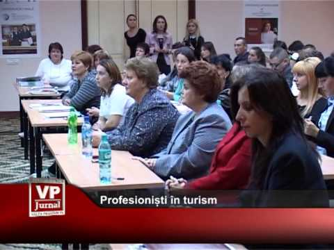 Profesioniști în turism