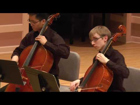 Watch now! Donovan Quintet - First Place 2017 SPCO Youth Chamber Music competition