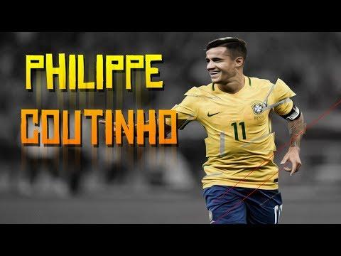 Philippe Coutinho - Skills & Goals 2017-2018