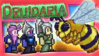 Terraria #38 - We Fight The Queen Bee