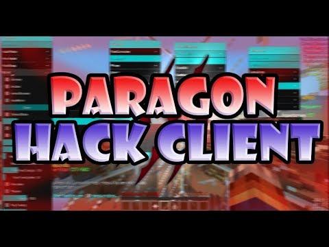 Paragon 1.4.3 | Minecraft Hack Client! [Nice Aura!] w/Download