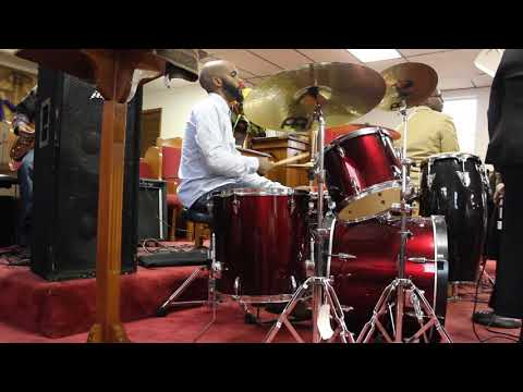 Great Drumming 'too blessed to be stressed'