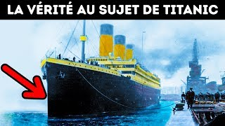 Comment le Titanic a Coulé : L