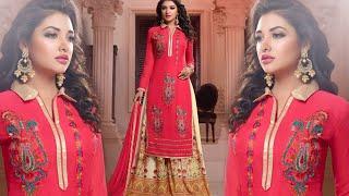 Latest Pakistani Fashion Wear Dresses & Suits Designs: 2017 Best Ladies Designer Salwar Kameez Dress