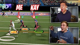 Me and Kay DOMINATE in Superstar KO...!
