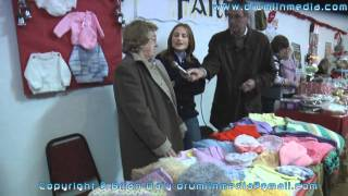 Maureen Connolly HandKnits At The Christmas Craft Fair The Backyard Moynehall