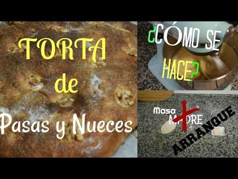 """TORTA DE PASAS Y NUECES + """"NADA DE MASA MADRE"""" + SORRY,  POR ESTE VIDEO!!"""