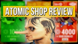 Fallout 76 - Atomic Shop ANGRY Review