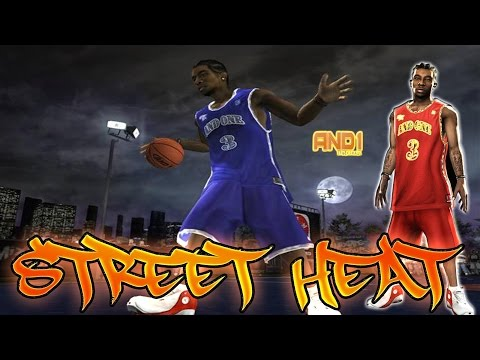 AND 1 Streetball Xbox