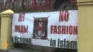 Islamic Fashion On The Catwalk In Tatarstan (Radio Free Europe/Radio Liberty)