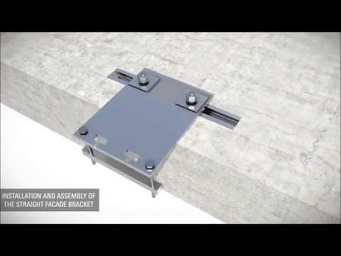 Как происходит монтаж фасадов SCHÜCO | How to install SCHÜCO facades