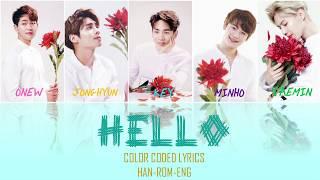 shinee hello mv lyrics - TH-Clip