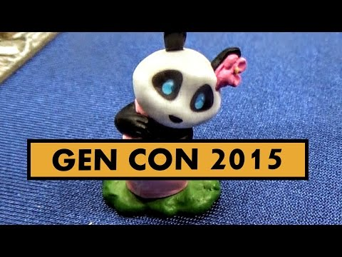 Overview in English (Hunter & Cron @GenCon2015)