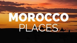 Gambar cover 10 Best Places to Visit in Morocco - Travel Video