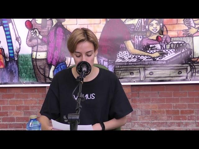 Entrevista en ZRadio por el Premio valores democraticos