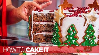 Holiday Cakes Compilation | How to Cake It Step by Step