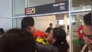 Димаш Астанаға қайтып келді (22.07.2017ж)