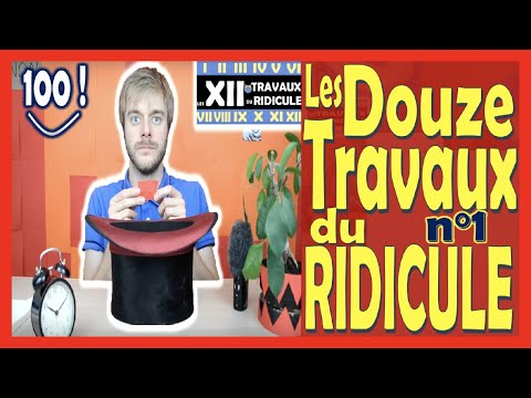 What's Up Brault - Les douze Travaux du ridicule - Présentation du concept - 100 abonné.e.s !