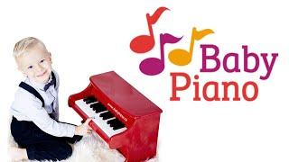BABY PIANO Music Classes s01e01