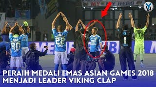 Ini Video Aksi Peraih Medali Emas Pencak Silat Saat Jadi Leader Viking Clap