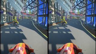 vr roller 3d videos k.m-vr 3