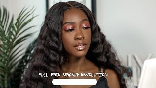 Is Makeup Revolution The Plug | Full Face Tutorial | Too Much Mouth