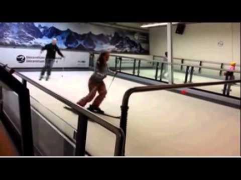 maquina de esquiar