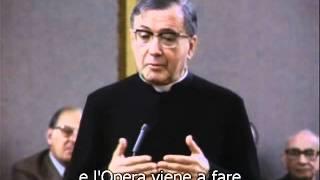 Il futuro dell'Opus Dei