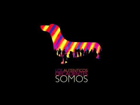 Los Autenticos Decadentes - Somos (Vivo Luna Park) [FULL ALBUM, 2008]