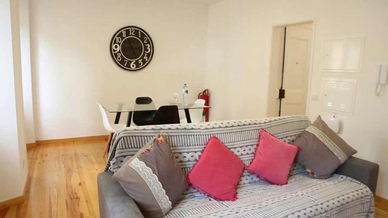 Beautiful 2-bedroom apartment for rent in Penha de França