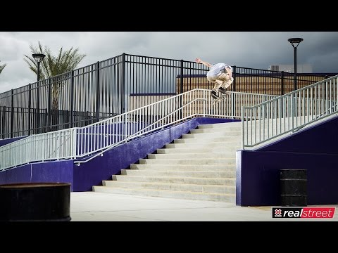 Image for video Chris Joslin: Real Street 2017 bronze, Fan Favorite | X Games