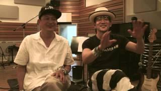 インタビュー/「くだらない世の中で-feat.常磐道ズ渡辺俊美,Guest:TOSHI-LOW」
