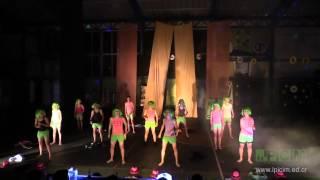 preview picture of video 'Coreografía 9nos - Talent Show del Colegio'