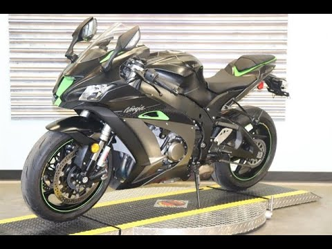 2018 Kawasaki Ninja ZX-10R SE at Used Bikes Direct