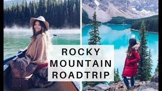 Road Tripping From Vancouver To Banff & Jasper | The Ultimate Canada Adventure | Go Live Explore
