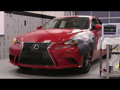 Pourquoi acheter des accessoires d'origine Lexus ?