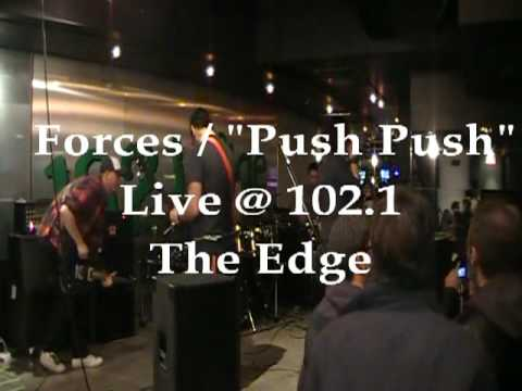 Forces Live at 102.1 The Edge!