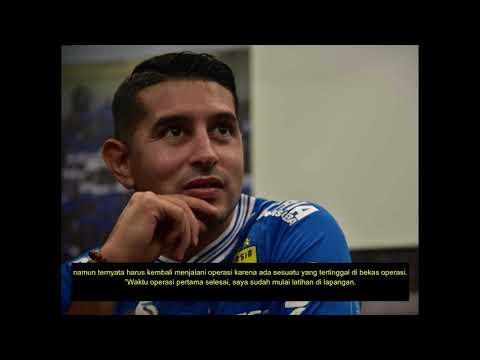 Berita terbaru persib bandung    Esteban Vizcarra
