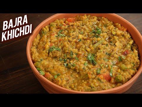 Bajra Khichdi | Pearl Millet Khichdi | Vegetable Khichdi In Pressure Cooker | Ruchi