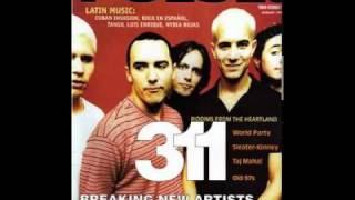 311 - Nix Hex - Live in Berkeley 1997