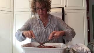 Roasted tomato penne pasta