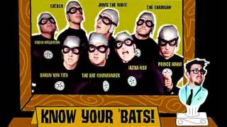 Monsters Wedding-The Aquabats