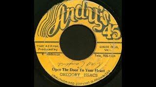 Gregory Isaacs - Open The Door To Your Heart